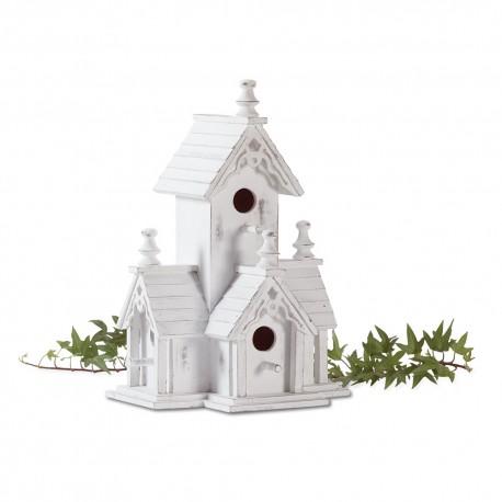 Victorian Garden Bird House