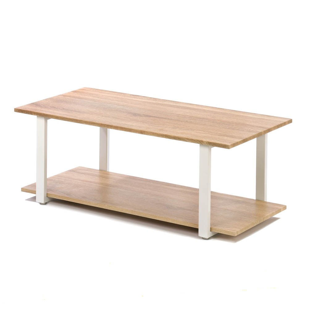 Contemporary cottage coffee table db decorate geotapseo Gallery
