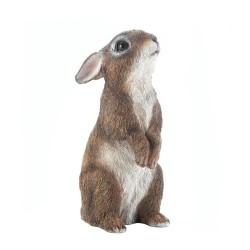 Standing Bunny Statue