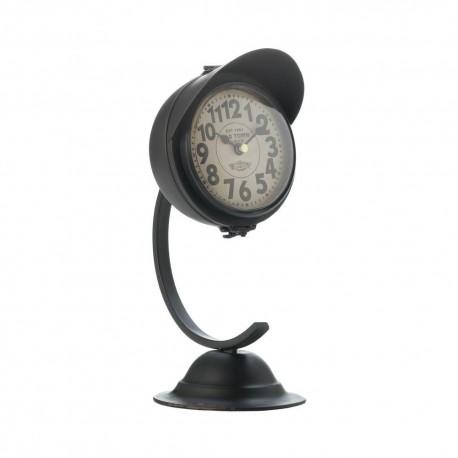 Vintage Black Standing Desk Clock