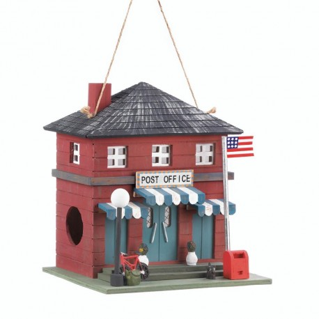 Post Office Birdhouse