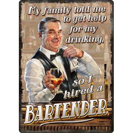 I Hired A Bartender