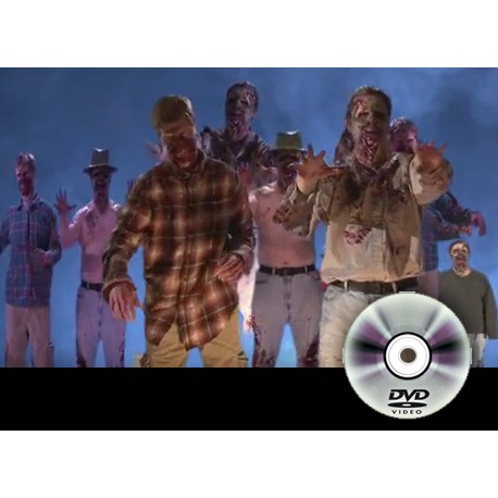 DEAD WALKERS FX DVD