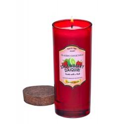 Strawberry Daiquiri Scented Candle