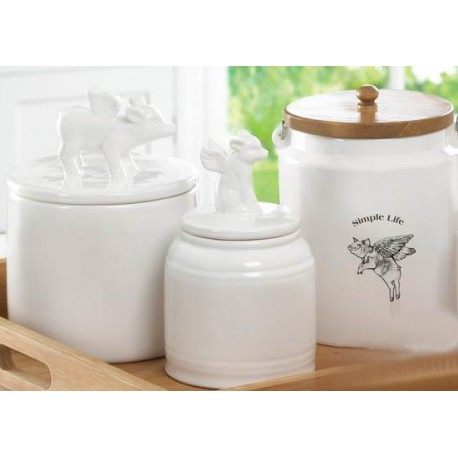 Flying Pig 3 Piece Set