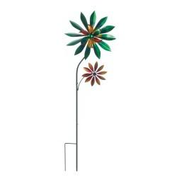 Dahlia Windmill
