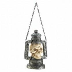 Skull Head LED Lantern