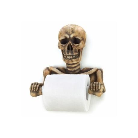 Spooky Toilet Paper Holder