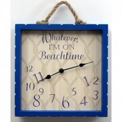I'm On Beach Time Clock