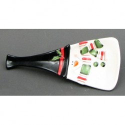 Snowman Spoon Rest set / 4