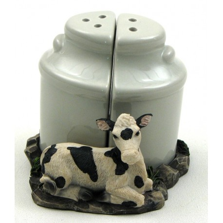 Cow Salt and Pepper