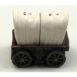 Covered Wagon Salt & Pepper