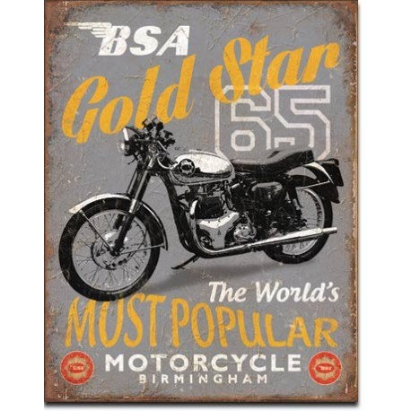 BSA - '65 Gold Star