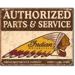 Authorized Indian Part & Service