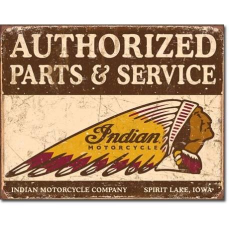 Authorized Indian Part & Service
