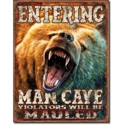 Man Cave - Grizzly