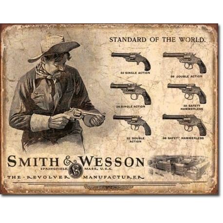 S&W Revolver Manufacturer