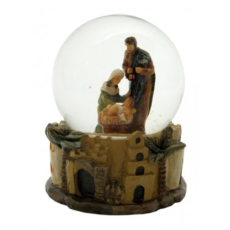 Nativity Waterball / As Is