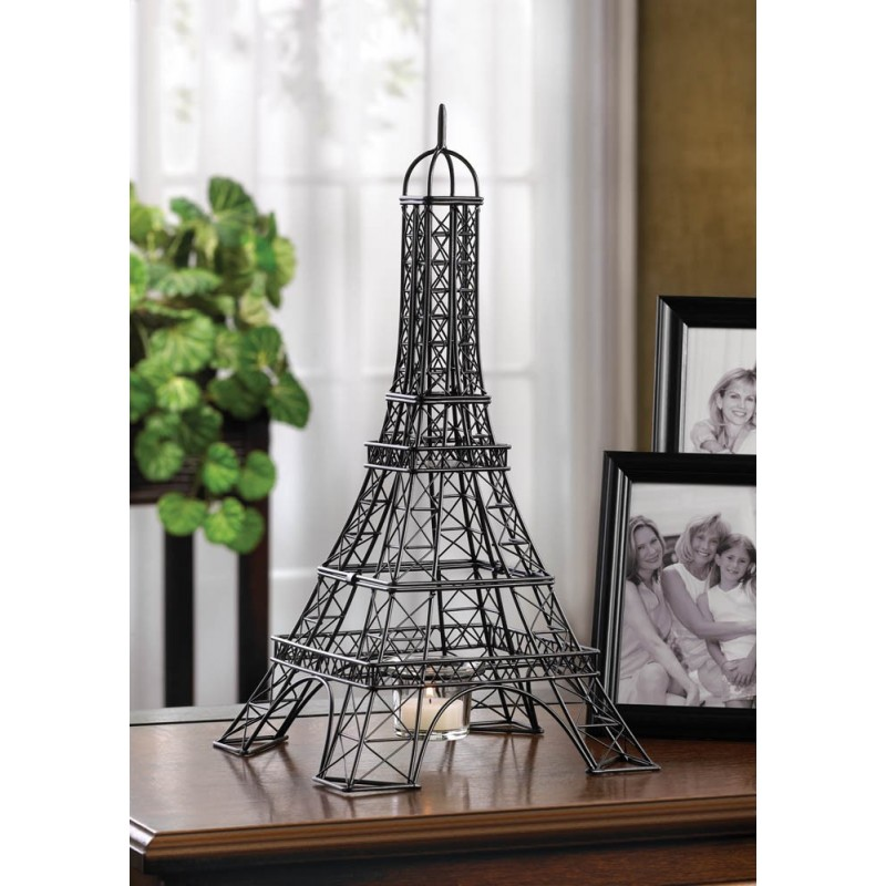 Eiffel Tower Candle Holder Db Decorate