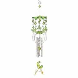 Green Hummingbird Chime