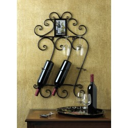 Wine Wall Rack