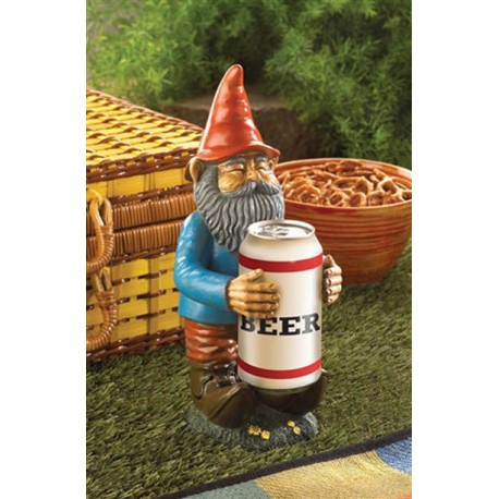 Beer Buddy Gnome