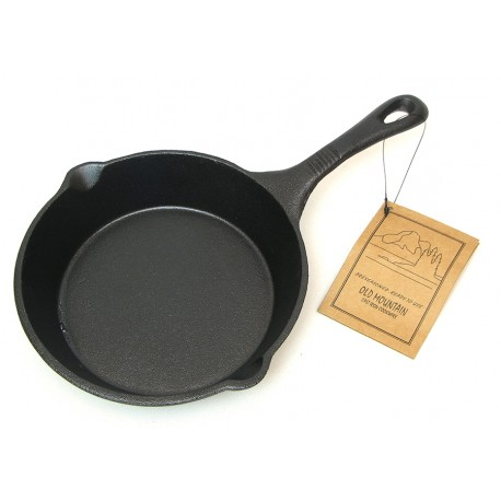 Old Mountain Medium 8inch Skillet