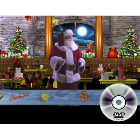 Santa's Workshop HD DVD