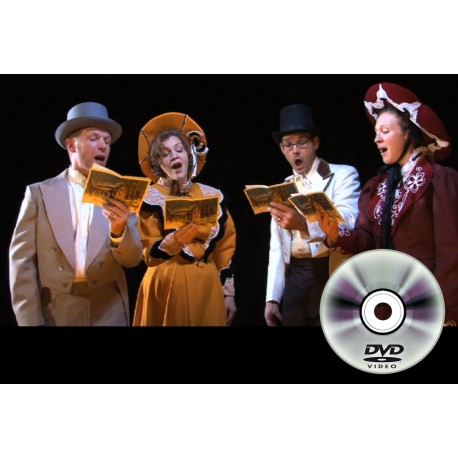 Victorian Carolers DVD