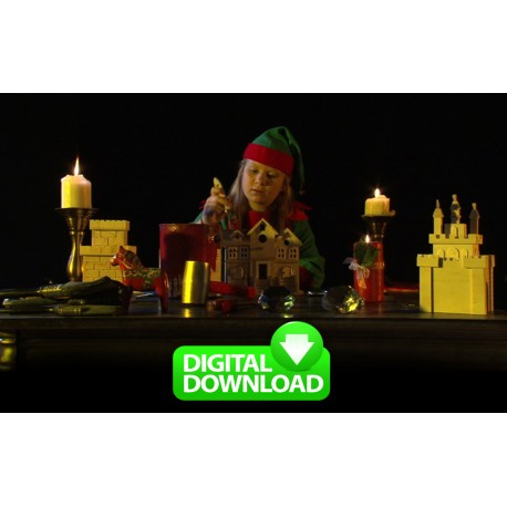 CHRISTMAS ELVES DIGITAL DOWNLOAD