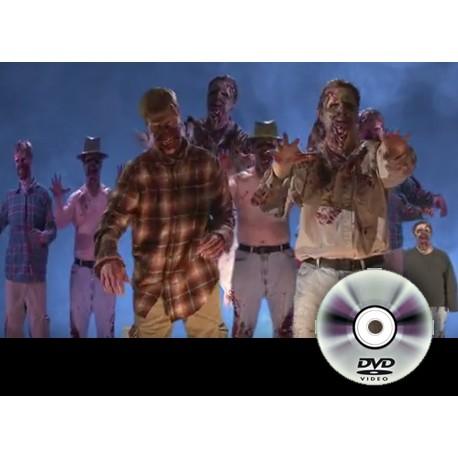 DEAD WALKERS FX DVD