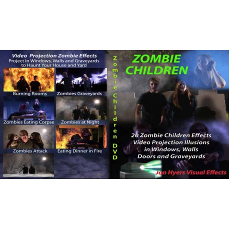 ZOMBIE CHILDREN FX DVD