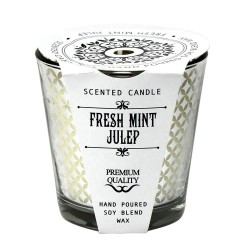 Fresh Mint Julep Scented Candle