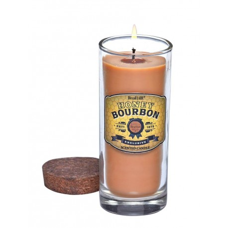 bourbon Scented Candle