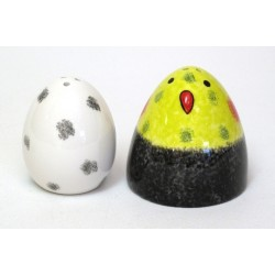 Birdy with Egg Salt & Pepper Set