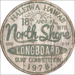 North Shore Longboard Competition