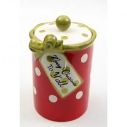 Merry Christmas Y'all Cookie Jar