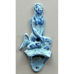 Mermaid Wall Mount Bottle Opener Set /2