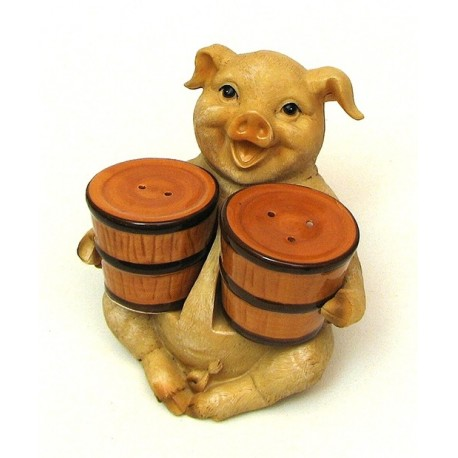 Pig Salt and Pepper Set