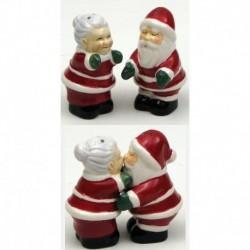 Santa Couple Salt and Pepper Set
