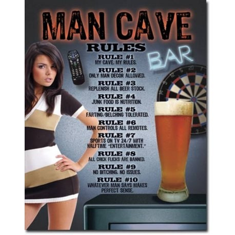 Man Cave - Rules