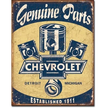 Chevy Parts - Pistons