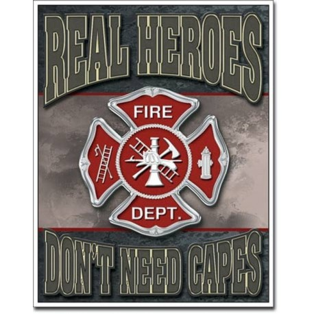 Real Heroes - Firemen