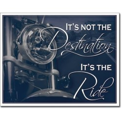 It's The Ride