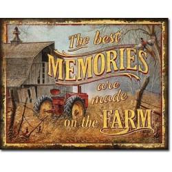 Best Memories on the Farm