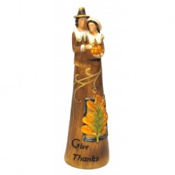Harvest 'Give Thanks' Figurine