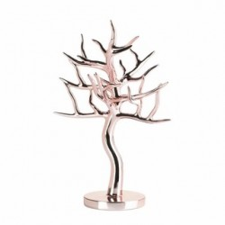 Rose Gold Jewelry Tree