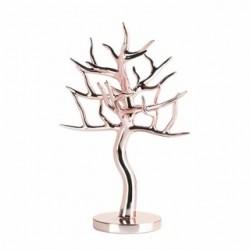 Rose Gold Jewelry Tree