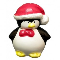 Christmas Penguin Salt & Pepper Set