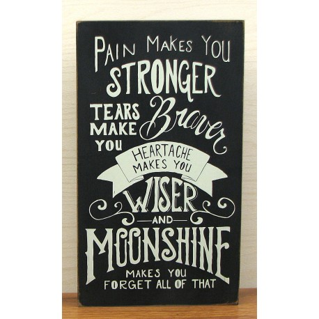 Moonshine Wall Box